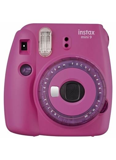 Fujifilm instax mini 9 Mor Fotograf Makinesi Renkli